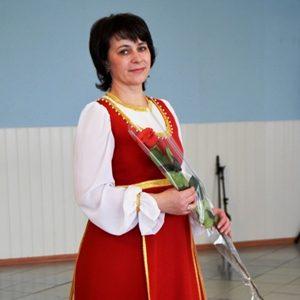 Комарова Ольга Алексеевна