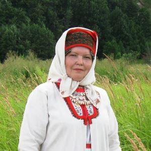 Трушкова Алевтина Семеновна